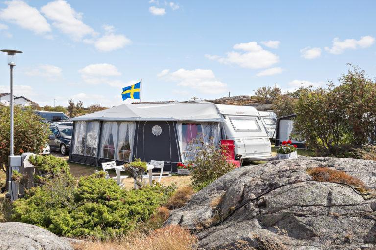 Säsongsgärst på First Camp Solvik-Kungshamn.