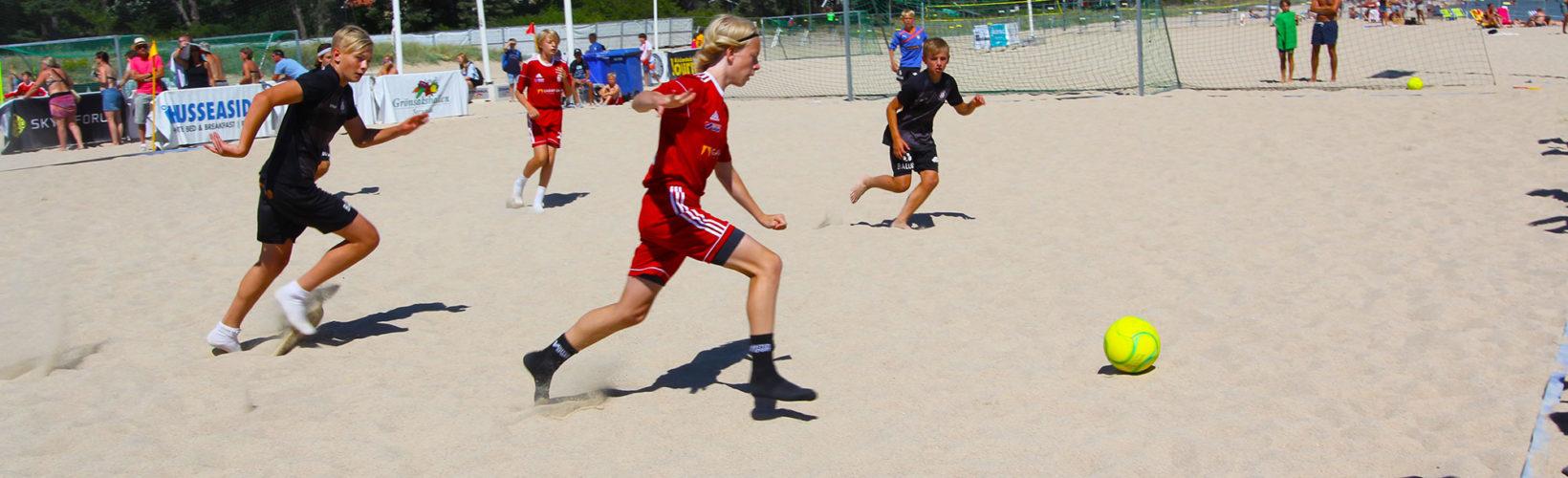 Åhus Beach Fotboll
