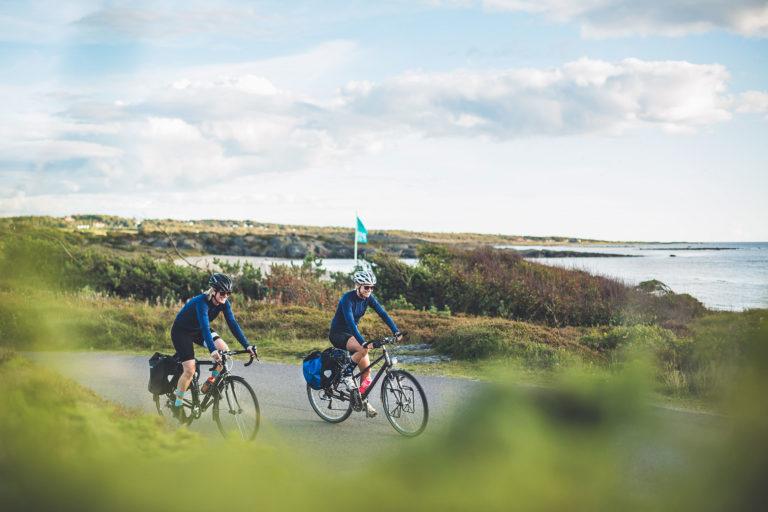 Cykla Kattegattleden på semestern