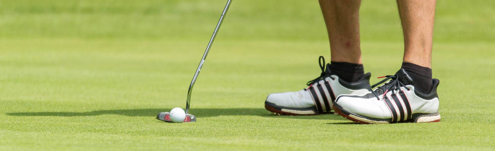 Golfa på Römö