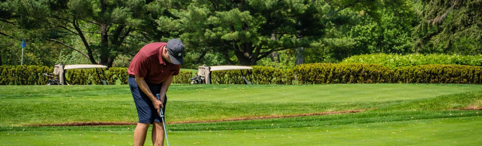 Play golf in Kärradal