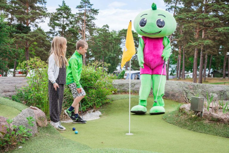 Abenteuer-Golfplatz