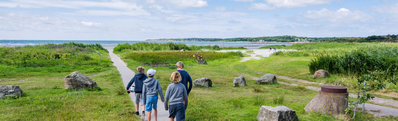 5 anledningar att campa i Varberg i sommar!