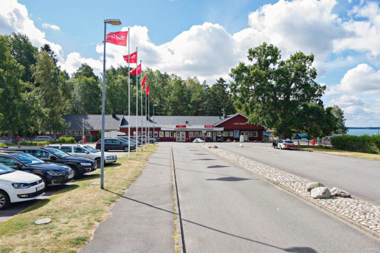 Kolmården-Norrköping parkering.