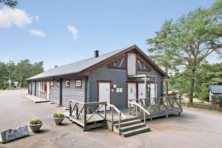 Servicehus First Camp Oknö – Mönsterås.