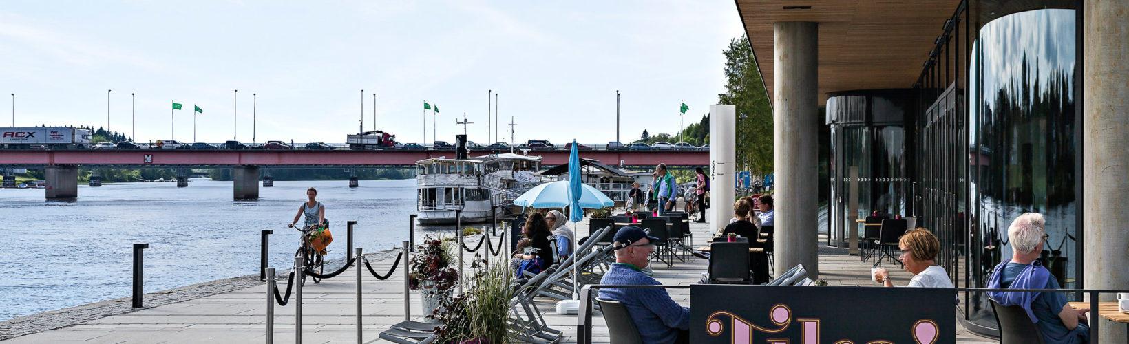 Besök Umeå