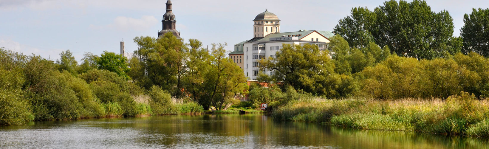Kristianstads Wasserreich