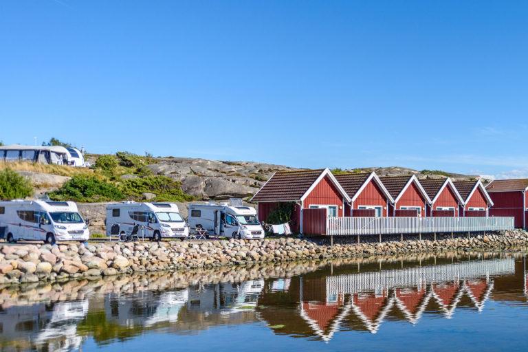 Husbilsplats camping