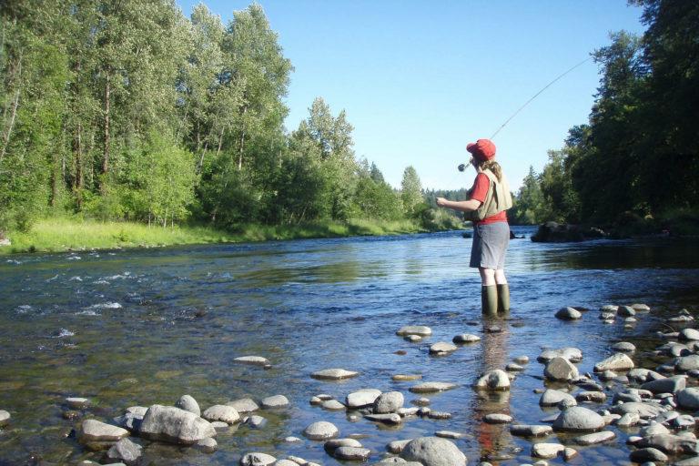 På fiskeresa i Sverige och Danmark