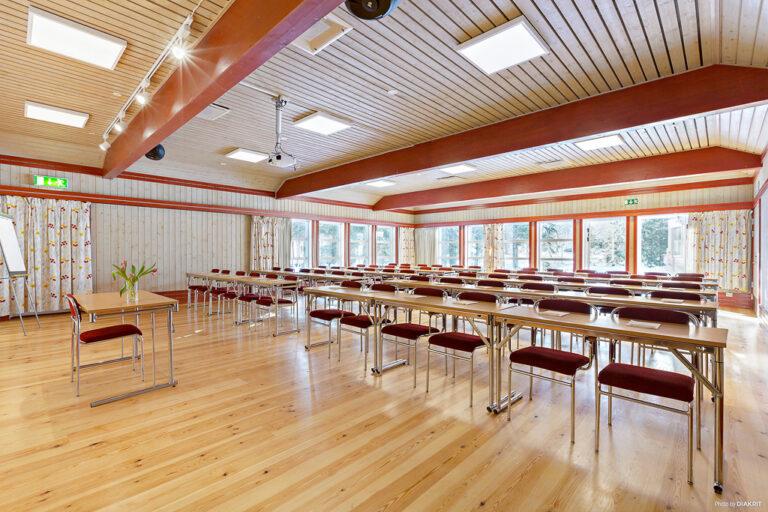 Ånnaboda största konferenslokal
