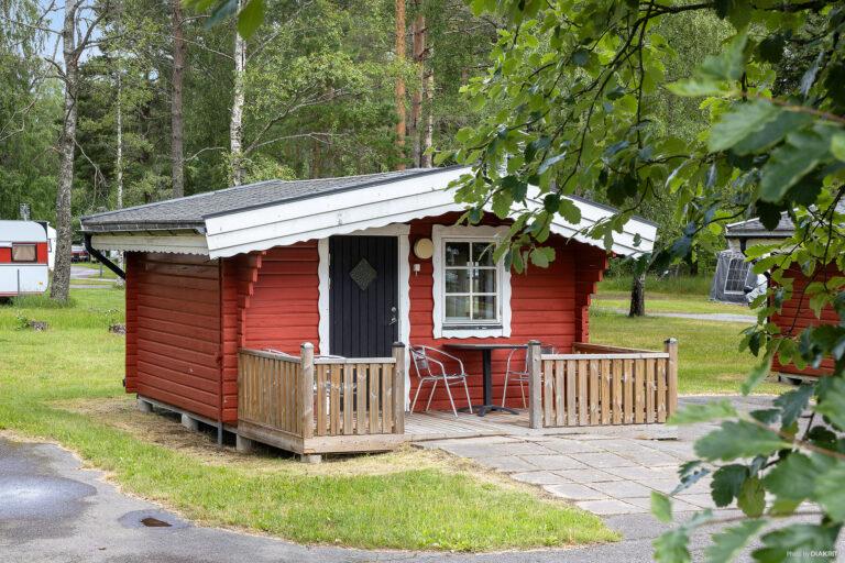 Daretorp Hütte
