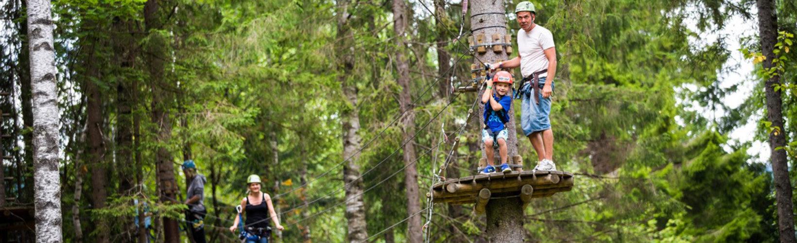 Högt & lågt adventure park