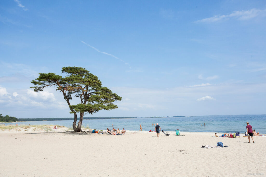 Sweden's most beautiful beaches