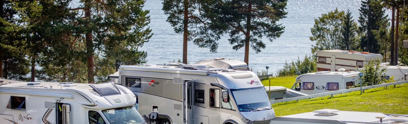 Campingtomt