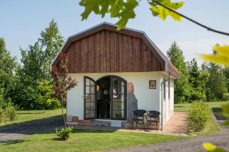 Luxus Wikingerhütte
