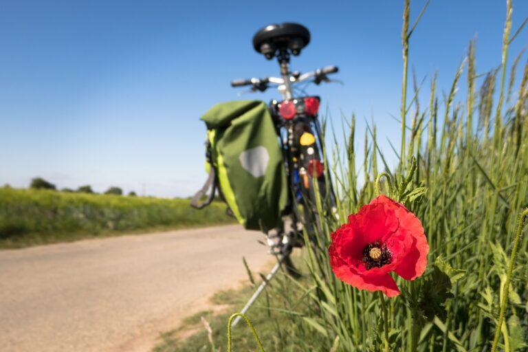 Hyr cykel